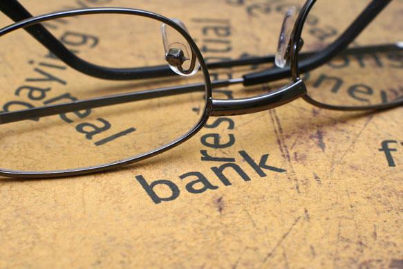 Bank-Concept