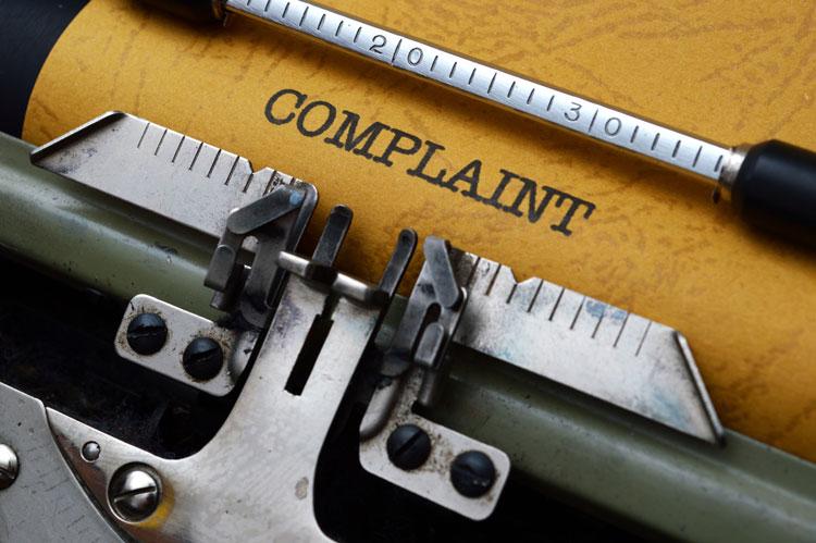 Complaint-TTy