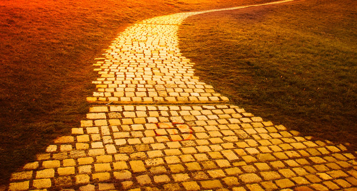 an analysis of the yellow brick road to optimizing your career The yellow brick road is a fictional element in the 1900 children's novel the wonderful wizard of oz by american author l frank baum the road also appears in the several sequel oz books such as the marvelous land of oz (1904) and the patchwork girl of oz (1913.