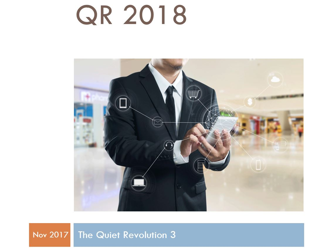 """Time For """"Digital First"""" – The Quiet Revolution Report Vol ..."""